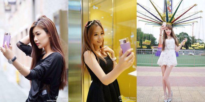 Sony'nin yeni selfie telefonuSony'nin yeni selfie telefonu