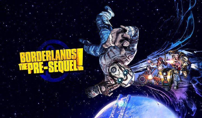 NVIDIA GeForce GTX GPU'larla Borderlands: The Pre-SequelT