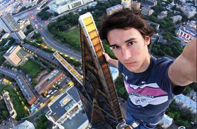 Galeri: En tehlikeli selfie'ler