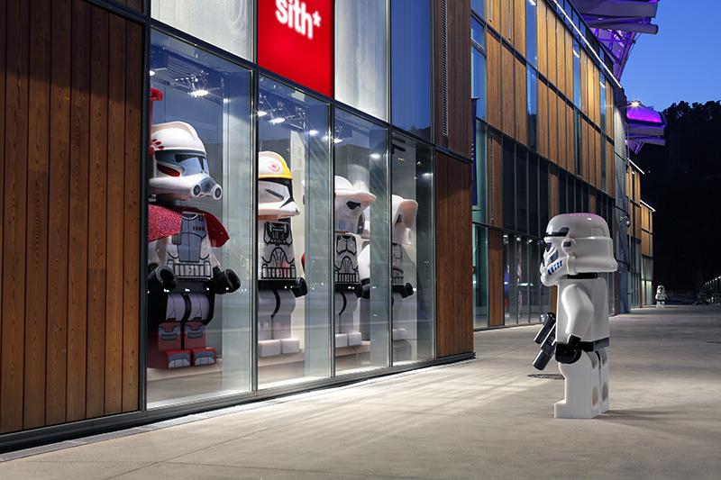 Star Wars Lego, Lyon istilası