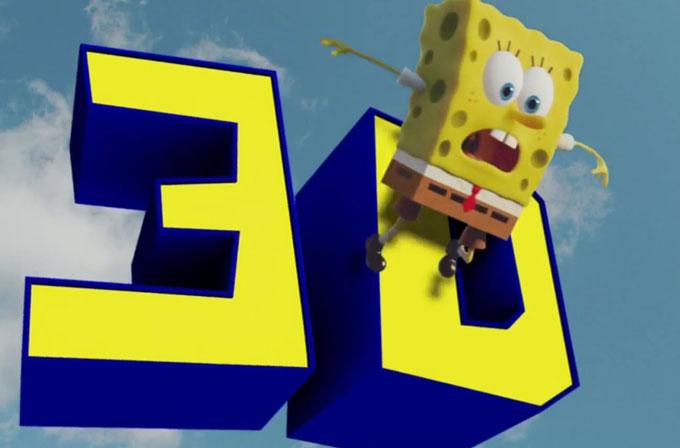 The Spongebob Movie: Sponge Out of Water'ın fragmanı yayınlandı