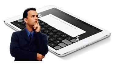 Tom Hanks'in klavye uygulaması App Store'da en tepede!