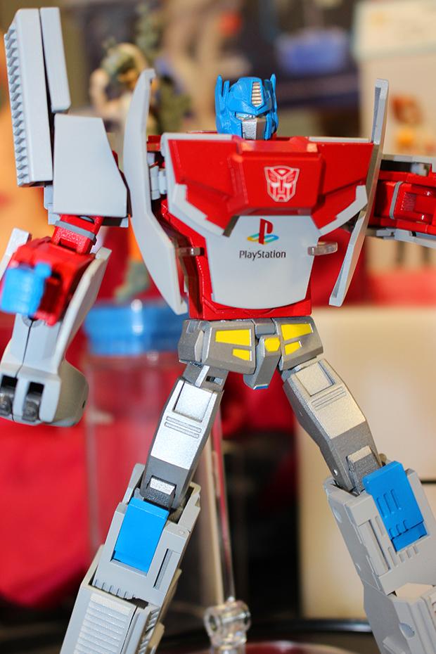 Optimus Prime - Playstation 1
