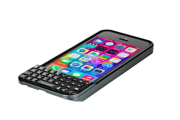 iPhone'un yasaklı klavyesi geri geliyor!