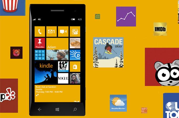 Microsoft: Windows Phone mağazası 300.000'den fazla uygulamaya sahip