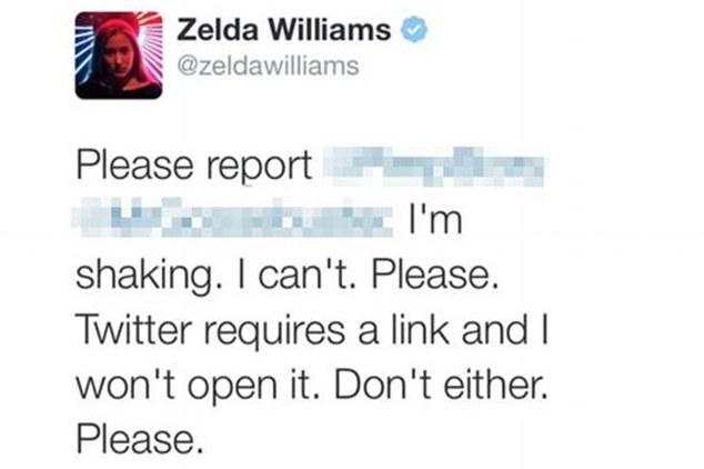 zelda williams tweet
