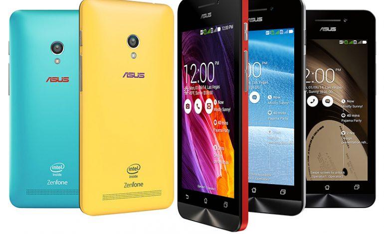 ASUS'un akıllı telefonu ZenFone 4 Turkcell'de