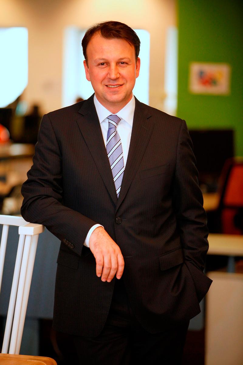 Turkcell Genel Müdür Yardımcısı İlker Kuruöz