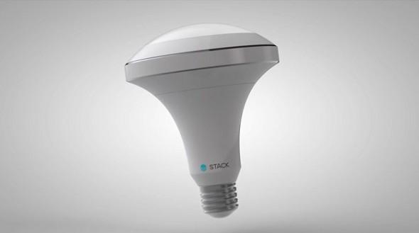 Kendi kendini ayarlayabilen akıllı LED aydınlatma: Alba