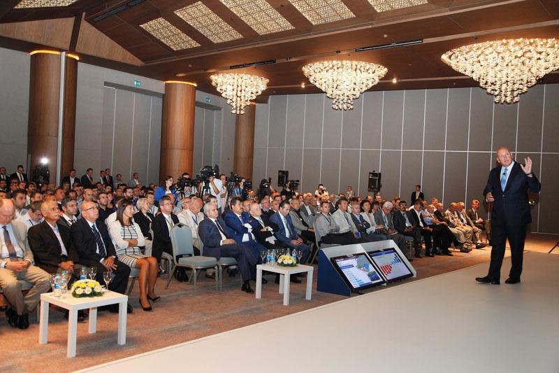 teknolojik dönüşümü yaşamak isteyen şirketlerle birebir temasa geçerek anlatan Turkcell, bu seneki organizasyonlarından birini  Eskişehir'de gerçekleştirdi