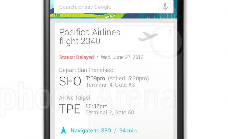 Android L, Nexus 4'te görüntülendi