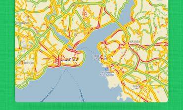 Tivibu'dan Yandex.Haritalar ile TV üzerinden yol durumu hizmeti