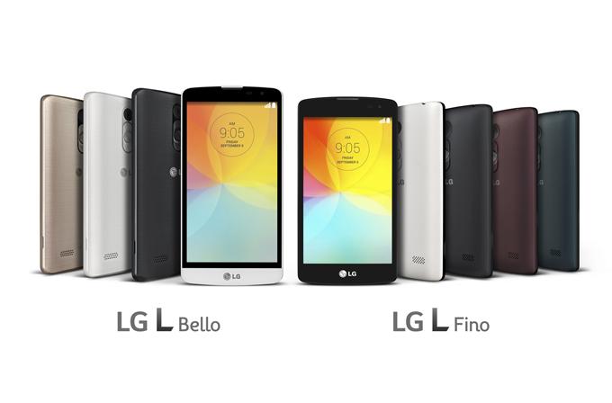 LG yeni L serisi akıllı telefonları ile  3G pazarında liderliğe oynuyor