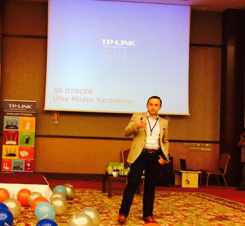 """TP-LINK öncülüğünde bu yıl başlatılan """"Anadolu Teknoloji Günleri"""" etkinliği, bu kez Malatya'da gerçekleştirildi."""
