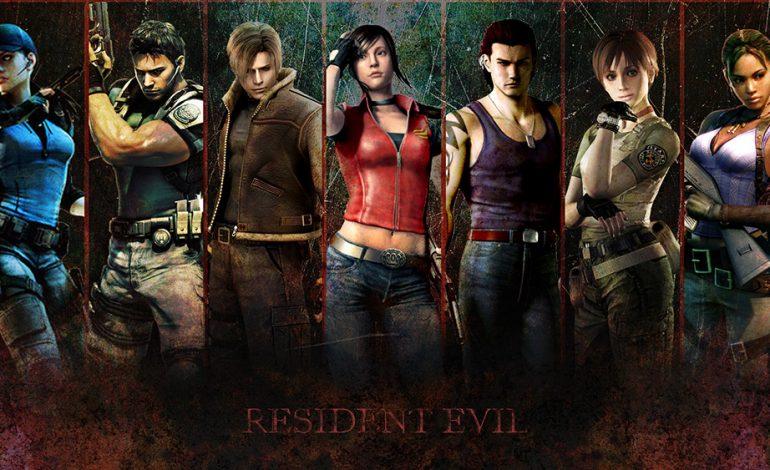Yeni Resident Evil oyununa merhaba deyin