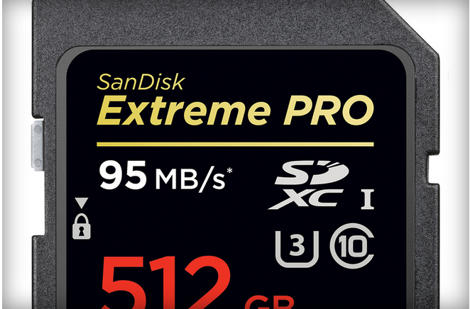 SanDisk sizlere microSD'de dünyaları sunuyor