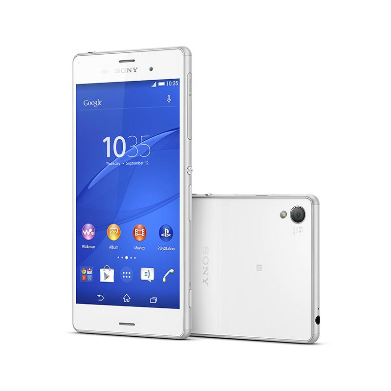 SonyXperia Z3 Beyaz