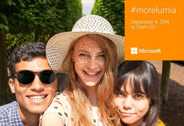 Microsoft, selfie telefonu için gün sayıyor