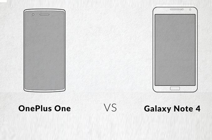 OnePlus One kendini IFA'nın yıldızlarıyla kıyasladı