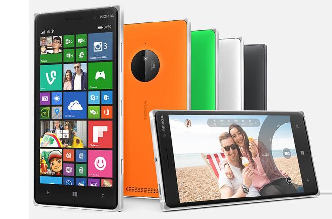 Nokia'dan Lumia 830 akıllı telefonu da IFA'da ortaya çıktı