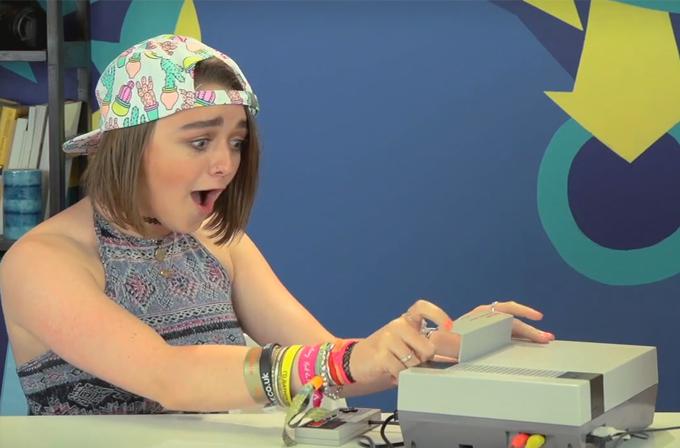 Video: 20'lik gençlerin 30'luk NES ile imtihanı
