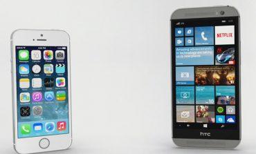 Video: iPhone'a bir taş da Microsoft ve HTC'den geldi
