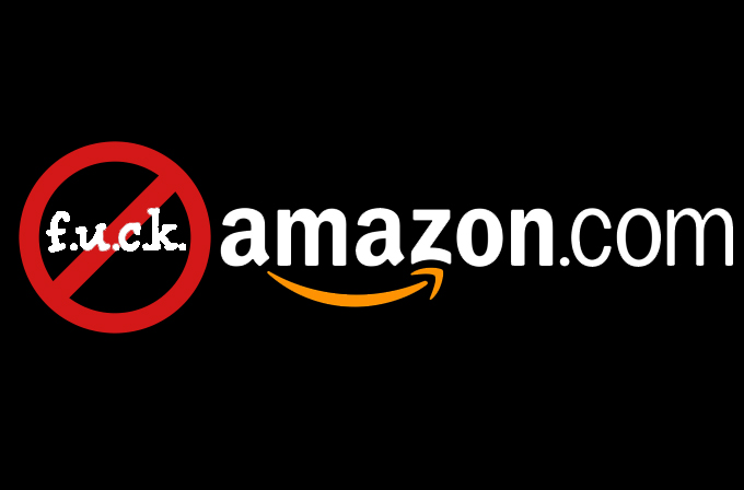 Amazon'u kötüleyen isimlerle site açamayacaksınız!