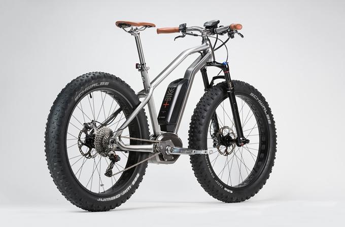 Galeri: Bu elektrikli bisiklet, ilgilenmeyenlerin bile hoşuna gidecek!