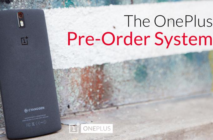 OnePlus One'ın ön sipariş sistemi belli oldu