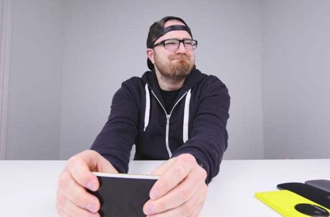Video: iPhone 6 Plus bükülüyor, peki ya iPhone 6?