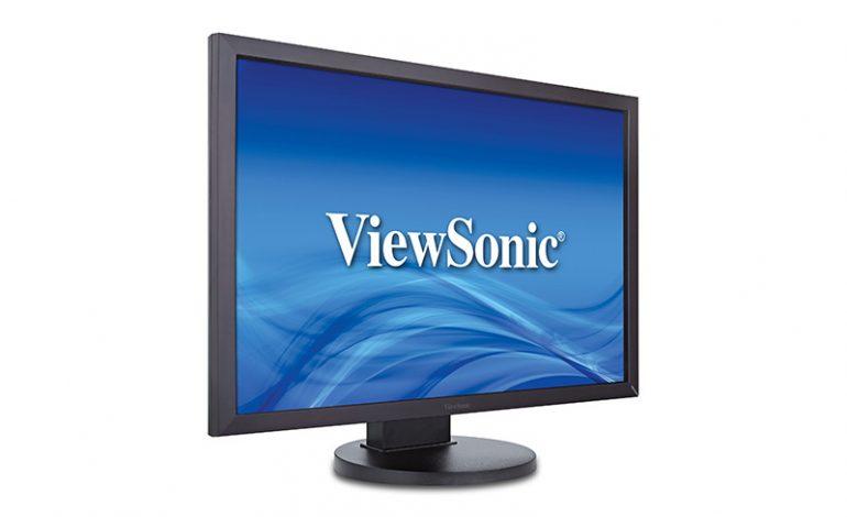 ViewSonic'ten profesyonellere özel monitör