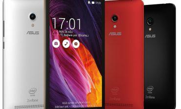 ASUS ZenFone ürün ailesine Android 4.4 KitKat güncellemesi geldi