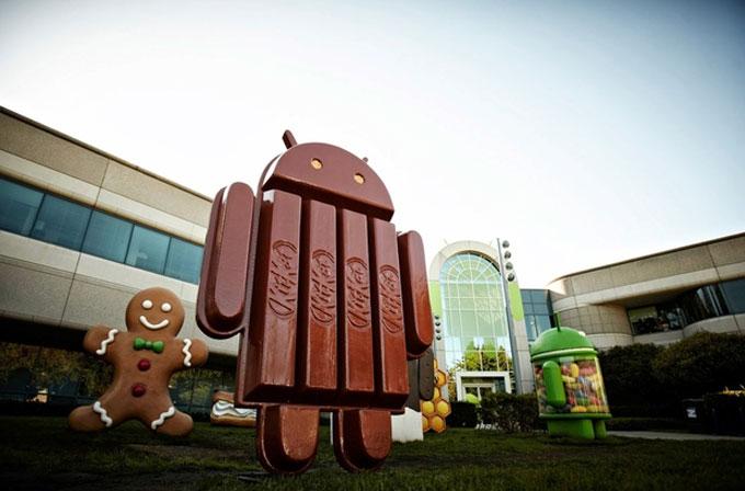 Ağustos aynı Android istatistikleri