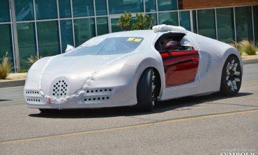 Unboxing tadında Bugatti Veyron teslimatı!