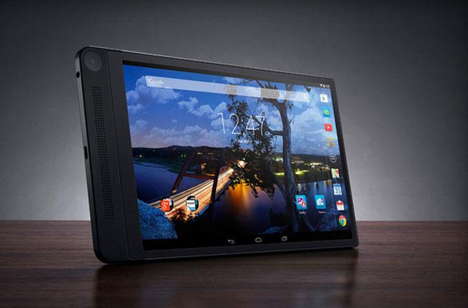 Dell'in Intel işbirliğiyle tanıttığı tablet, bu yıl çok konuşulacak
