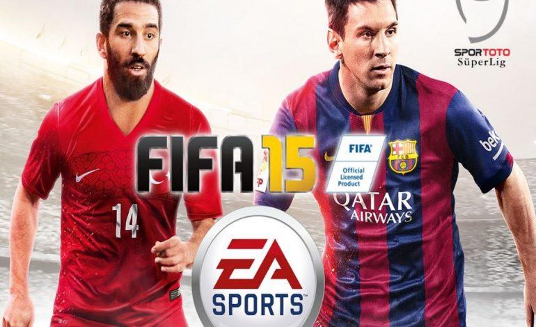 """Türkiye Ligi ile heyecanı katlanan """"FIFA 15"""" Playstore'da ön siparişte"""