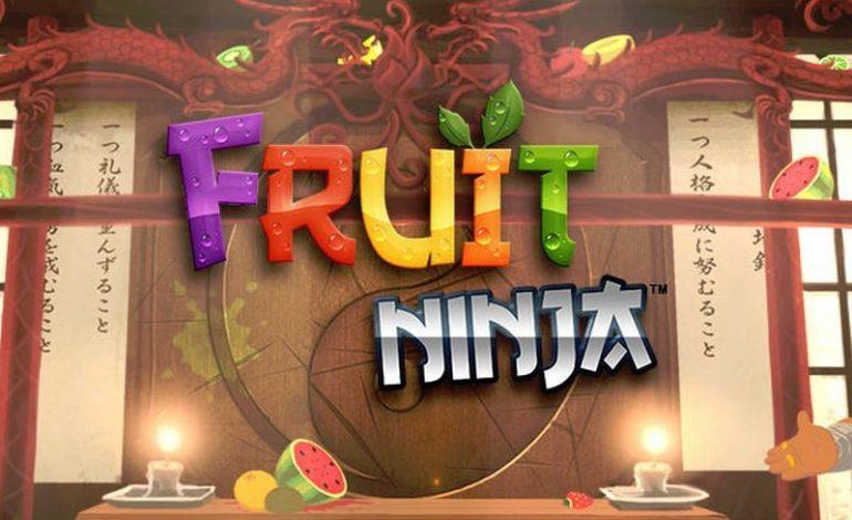 Fruit Ninja yenileniyor!