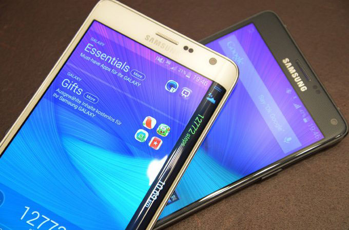 Galaxy Note 4 ve Note Edge