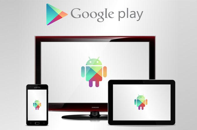 Google Play artık daha kullanıcı dostu oluyor