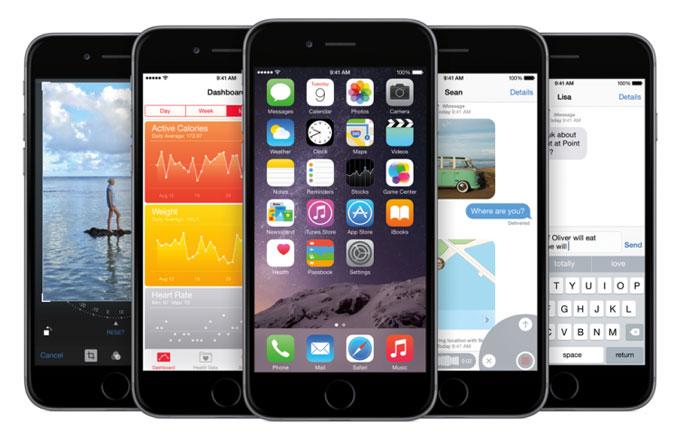 iOS cihazların yüzde 81'i en yeni sürümü kullanıyor