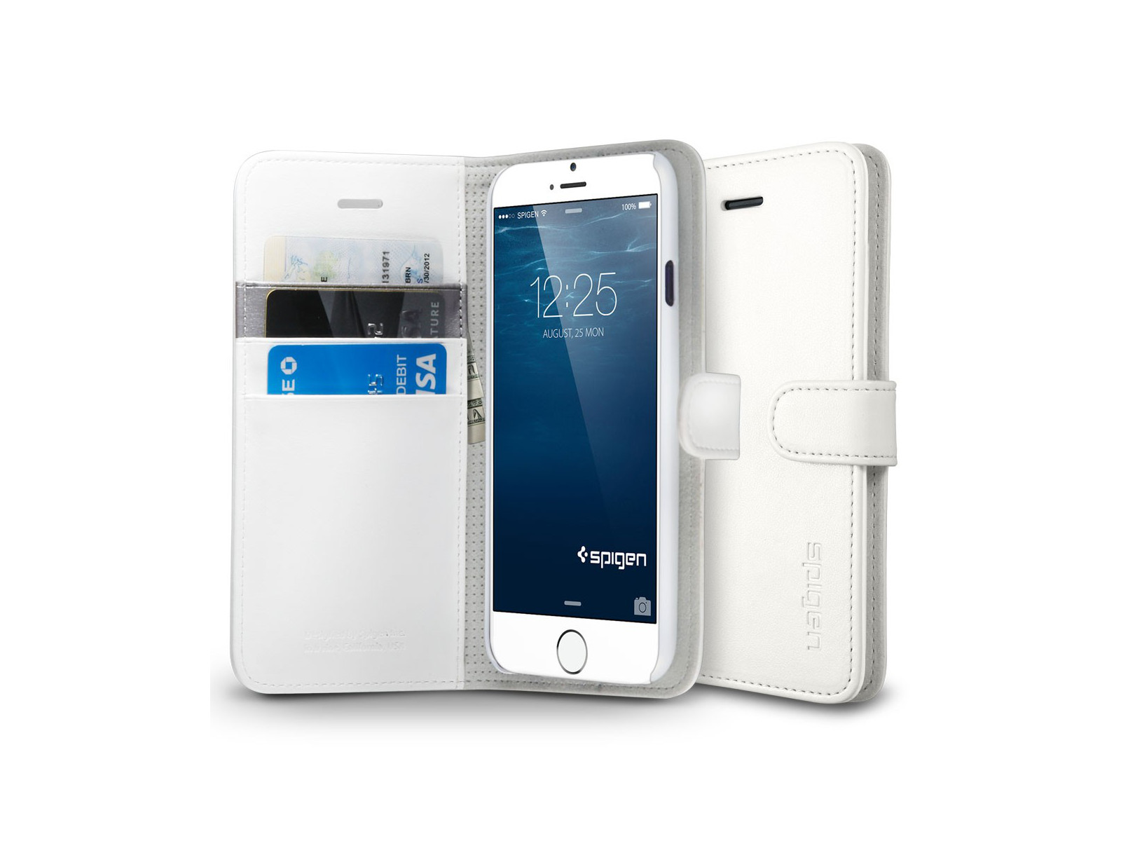Spigen iPhone 6 Case Wallet S ($29.99)