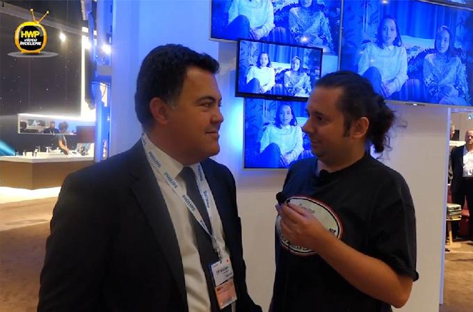 IFA 2014: TP Vision Türkiye Ülke Müdürü Faruk Kocabaş Röportajı