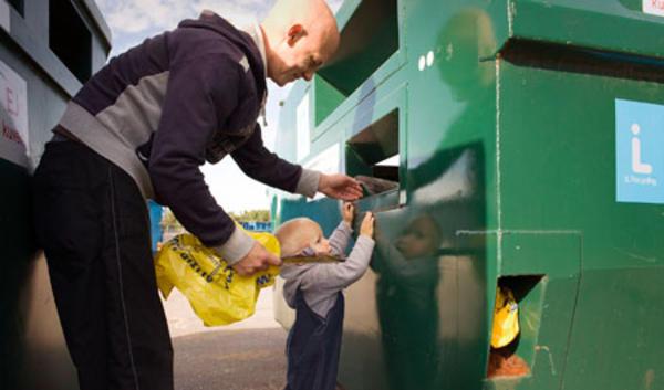 İsveç artık çöpünün %99'unu geri dönüştürüyor