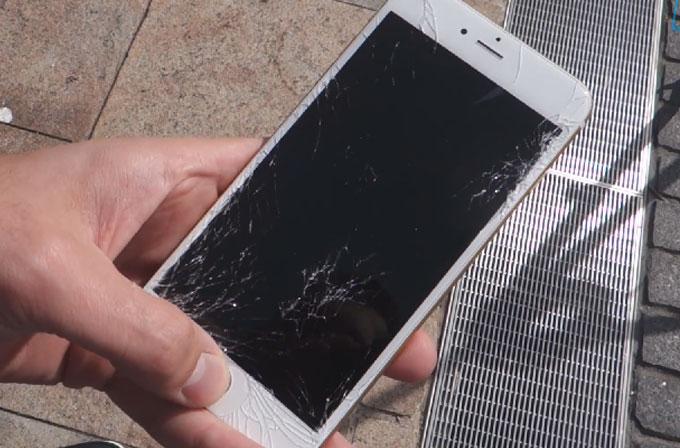 Video: iPhone 6 ve iPhone 6 Plus düşürme testi!