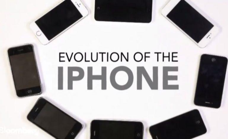 iPhone modellerinin 7 yıllık tarihi 90 saniyeye sığdı