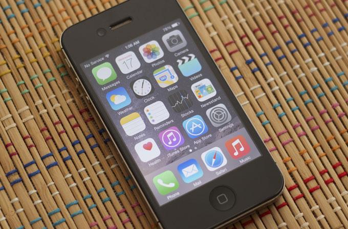 iPhone 4S kullanıcıları iOS 8'e geçerken iki kez düşünmeli