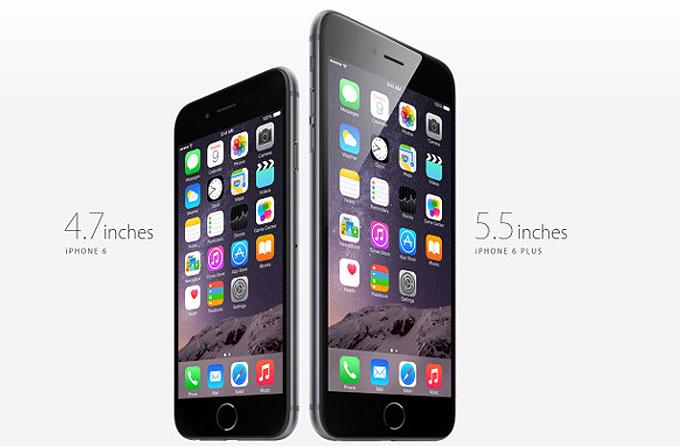 iPhone 6 ve iPhone 6 Plus ön sipariş rekoru kırdı