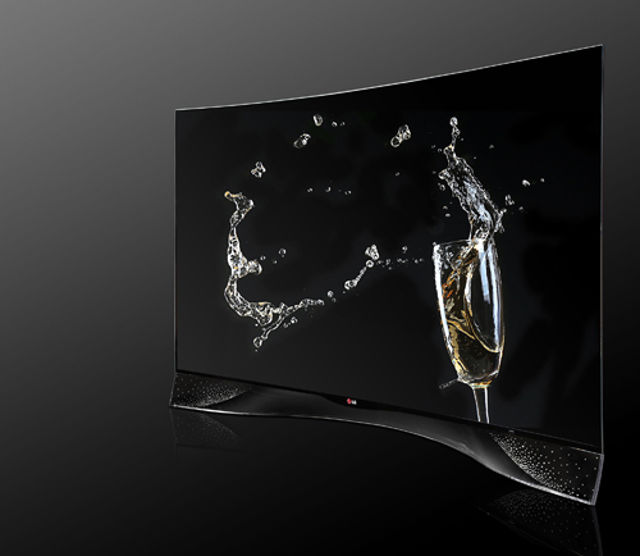 LG Swarovski OLED