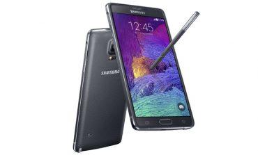 Samsung Galaxy Note 4 Turkcell ayrıcalıkları ile Türkiye'de!
