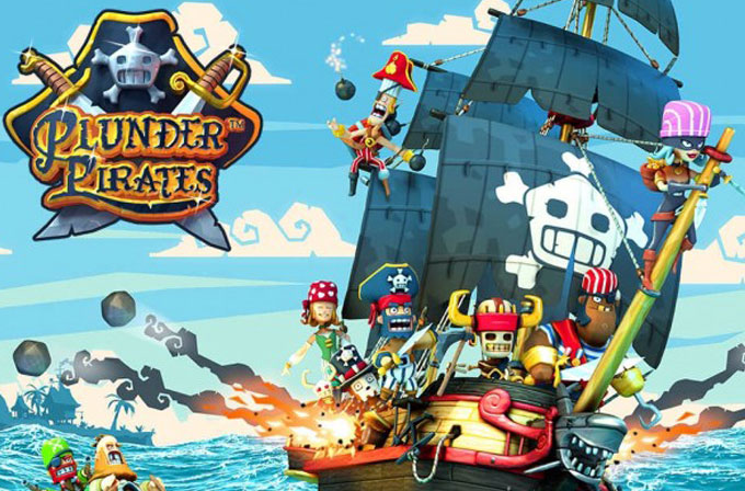 Rovio'nun yeni oyunu Plunder Pirates çıktı
